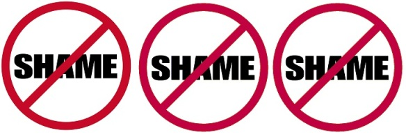 NO SHAME