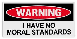 Moral standards