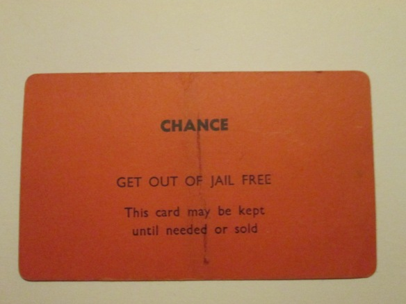 Get out Of jail Free 007