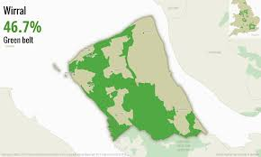 Wirral green belt