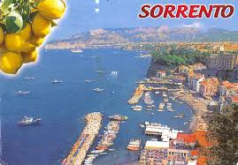 Postcard from Sorrento