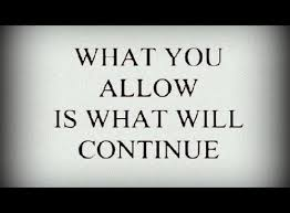 what you allow 3
