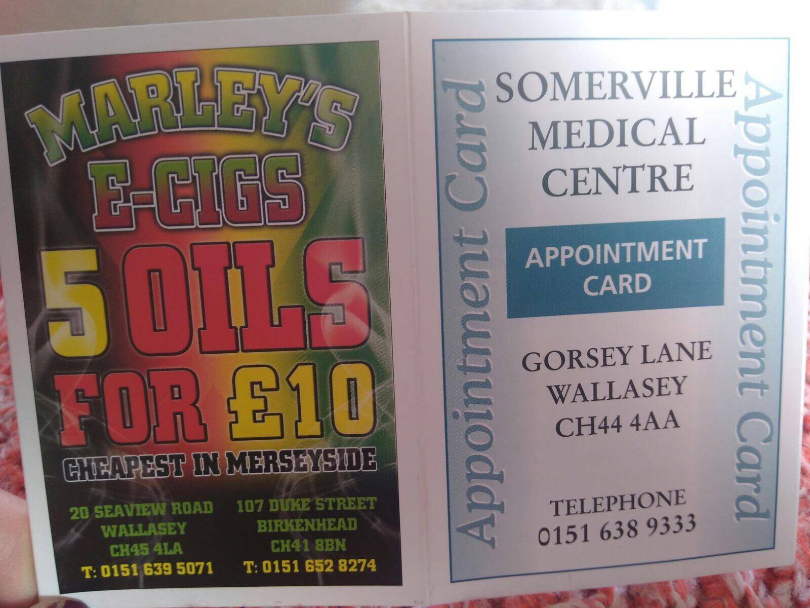 Marley's E-cigs