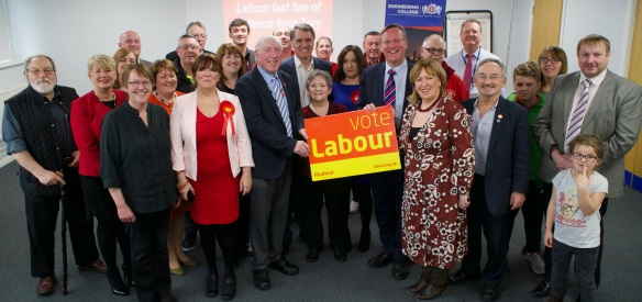 Labour Rotheram pic
