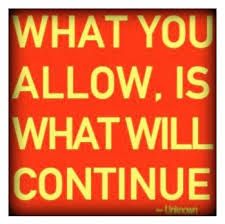 What You Allow 4
