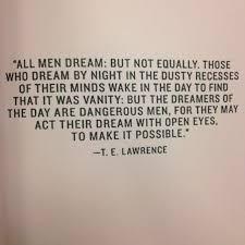 Dreamers awake