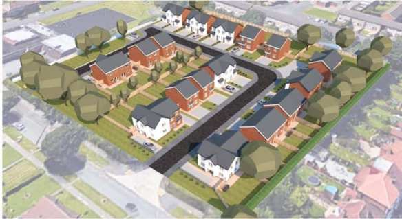 Eastham Housing